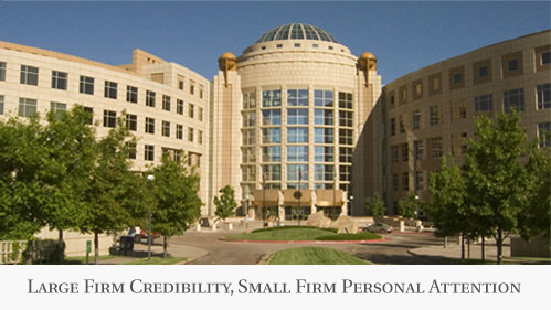 Large Firm Credibility, Small Firm Personal Attention